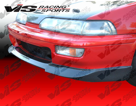 1992-1993 Acura Integra 2Dr/4Dr Techno R Carbon Fiber Lip