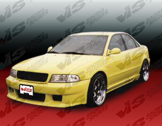 1996-2001 Audi A4 4Dr Otto Full Kit