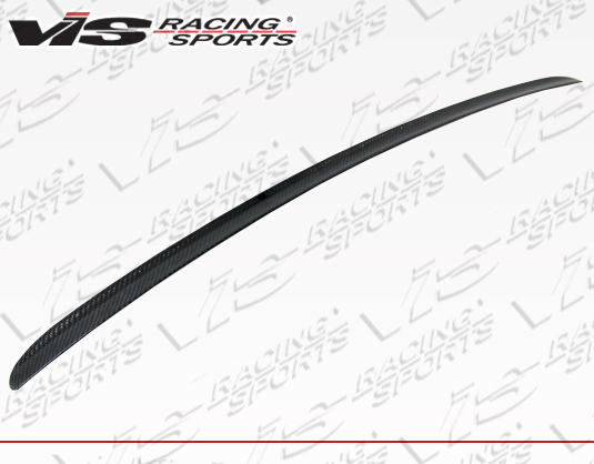 1997-2003 Bmw E39 4Dr M5 Carbon Fiber Rear Trunk Spoiler