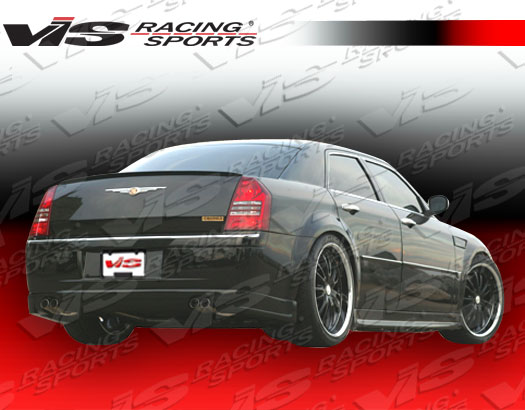 2005-2010 Chrysler 300C 4Dr Ballistix Full Kit