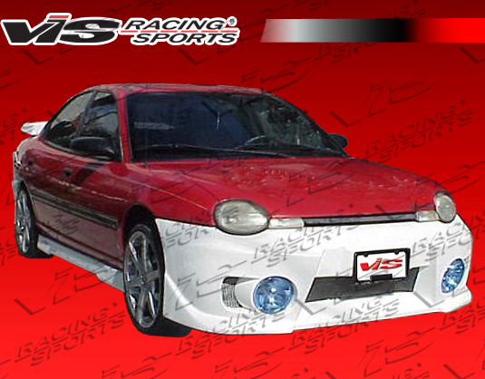 1995-1999 Dodge Neon 2Dr/4Dr Evo 5 Front Bumper Loaded Commerce
