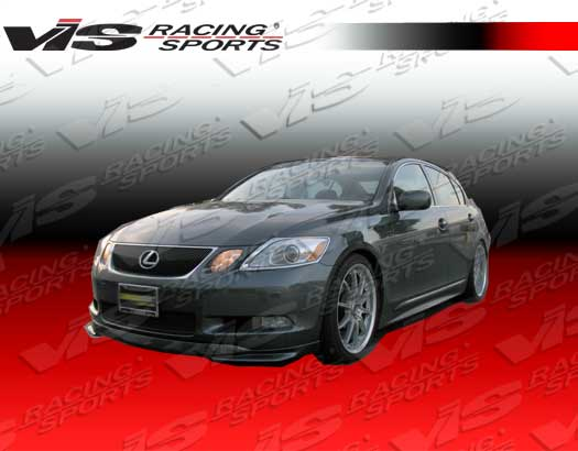2006-2011 Lexus Gs 300/430 4Dr Vip 2 Side Skirts