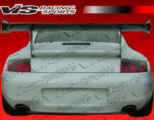 1999-2001 Porsche 996 2Dr D3 Rsr Wide Body Full Kit