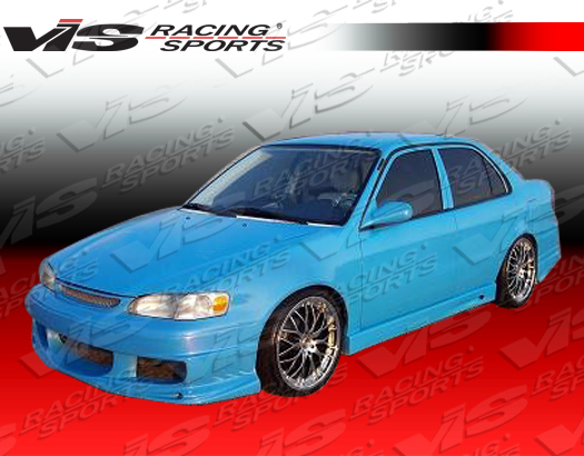 1993 1997 toyota corolla 4dr ballistix full kit loaded commerce wings west