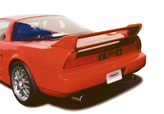 1991-2005 Acura Nsx Commando Wing