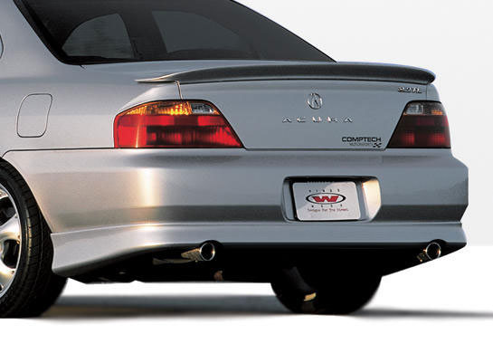Acura Tl WTyp Rear Lip Polyurethane Loaded Commerce - Acura tl lip