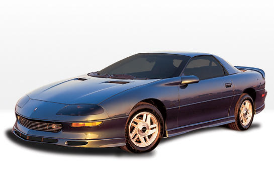 1993-1997 Chevrolet Camaro F-1 4pc Complete Kit