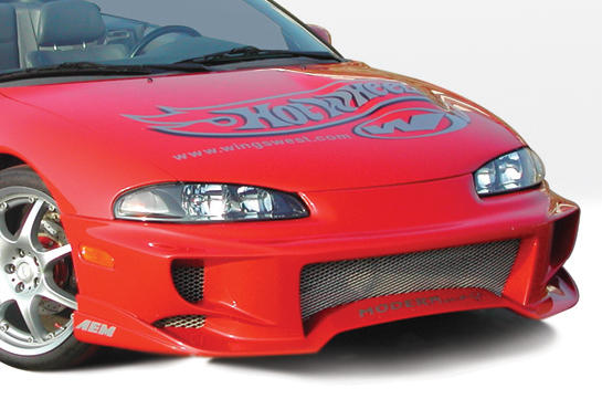 AM Front Bumper Cover For Mitsubishi Eclipse