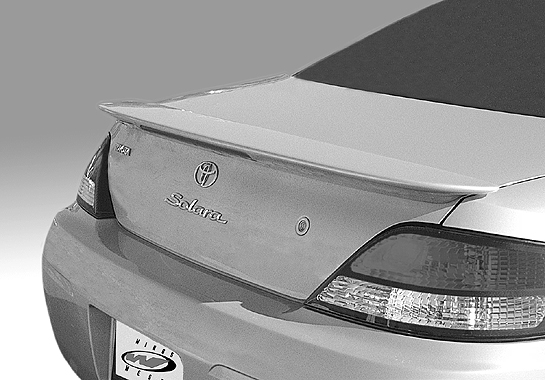 1997-2002 Toyota Solara 2Dr. Factory Style Wing With Light