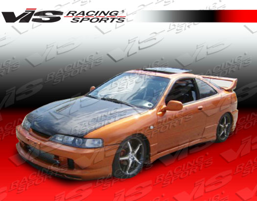 1995-2001 Acura Integra Jdm 2Dr/4Dr Dragster Front Lip